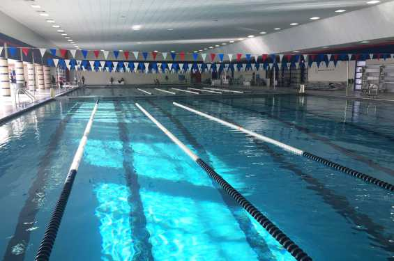 Mercer Park Aquatic Center