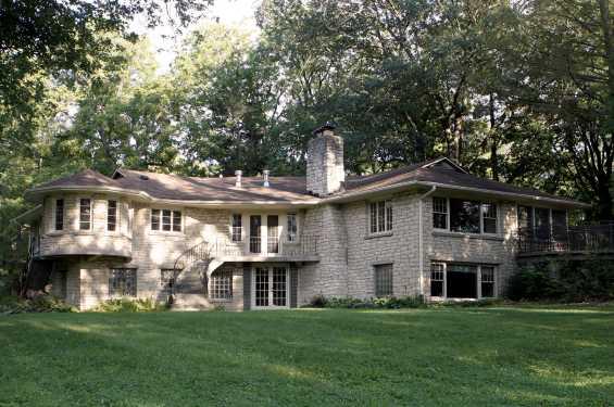 Ned Ashton House