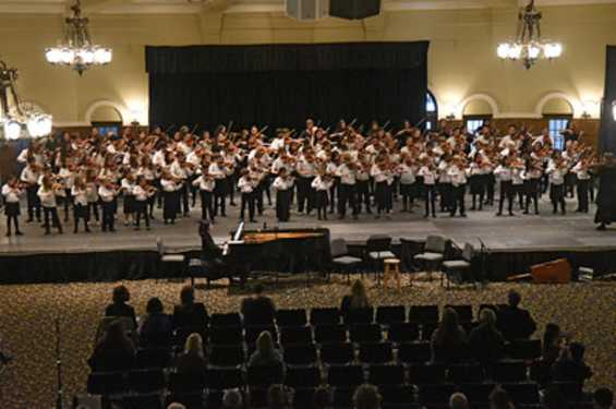 Annual String Concert 2016