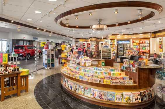 Main Gift Shop