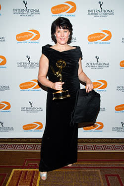 International Emmy's 2013