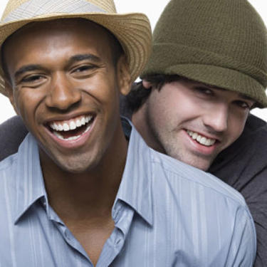 Interracial homosexual relationships