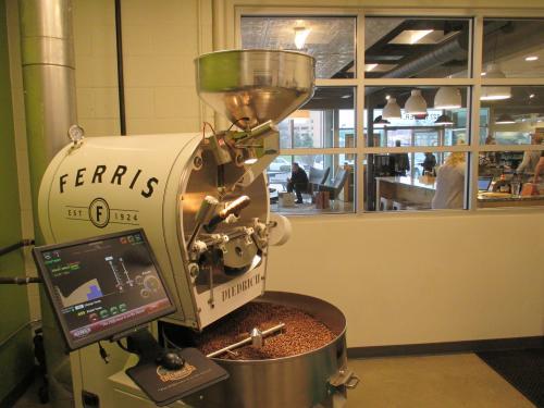 Ferris Coffee Grinder