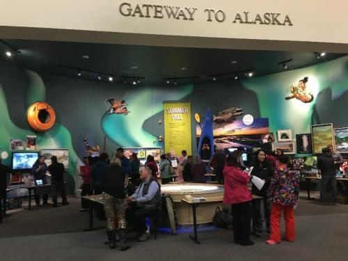 Gateway to Alaska Morris Thompson