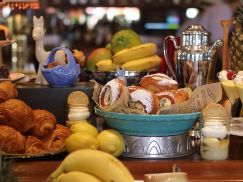 Habana Irvine Brunch Fresh Baked Goods