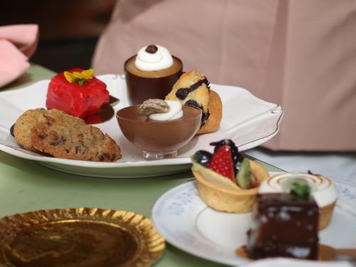 Habana Irvine Brunch Desserts