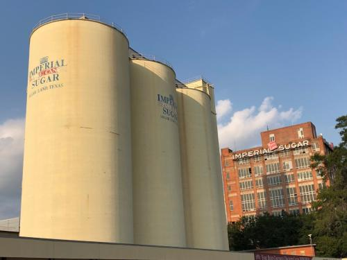 Imperial Sugar Silos & Char House