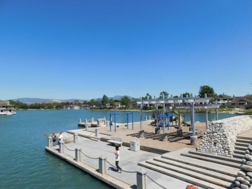 North Lake Park in Irvine, CA