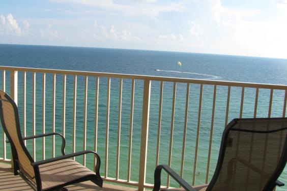 This can be your view!  Book now!