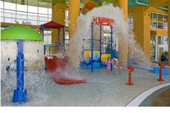 Splash 503E  *Free Beach Service*  1BR/Bunks/2BA