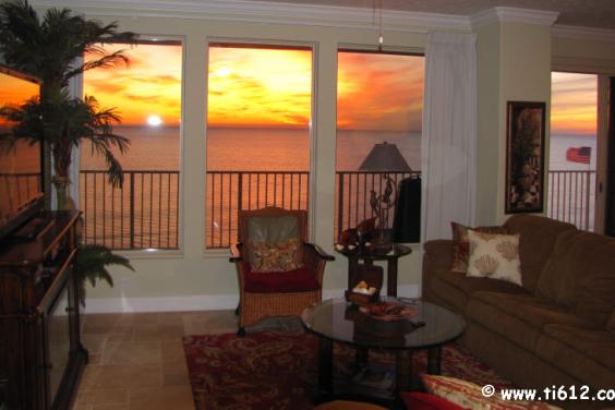 Treasure Island Beach Resort 6th FL-3BR gulf condo