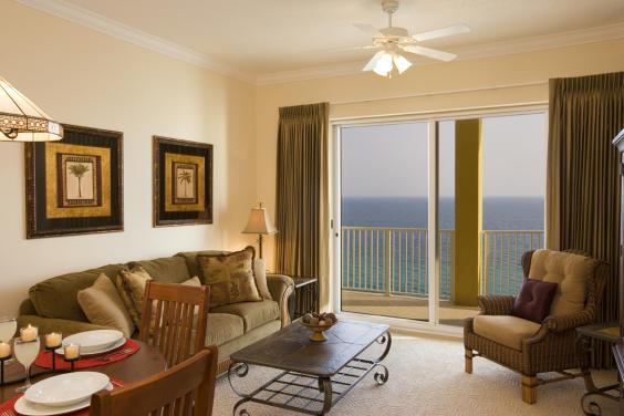 Ocean Ritz Living Room