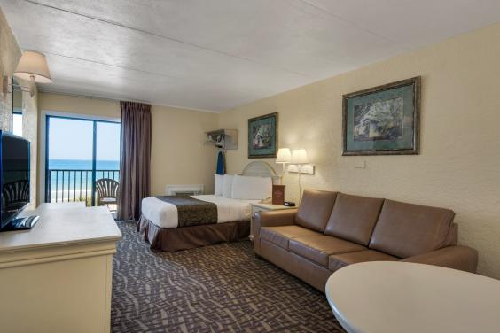 Beachbreak Double Split Suite
