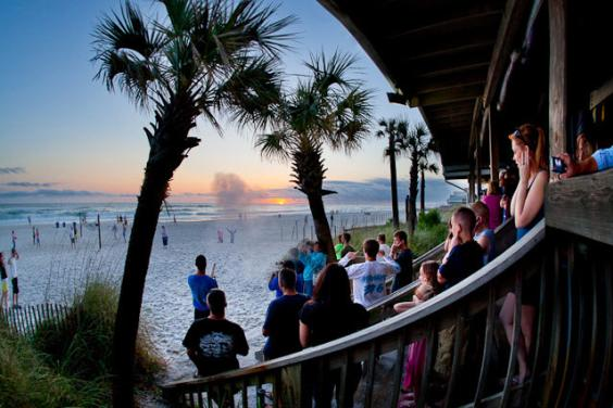 Schooners Last Local Beach Club