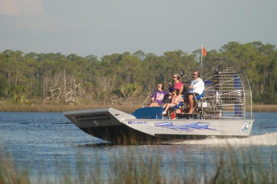 airboat I