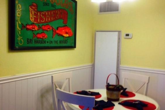 Top of the Gulf Unit 119 - Dining Area