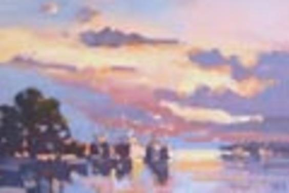 Learn to paint Plein Air Workshop