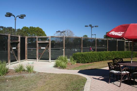 Bay Point Tennis Facility