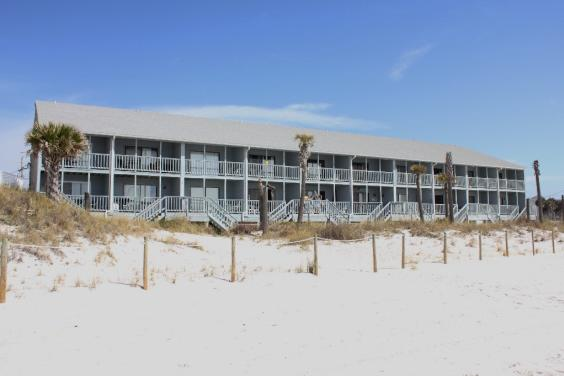 Sea Gull Villa Vacation Townhomes-Gulf Front