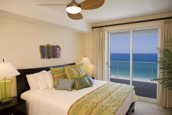 Ocean Ritz Bedroom