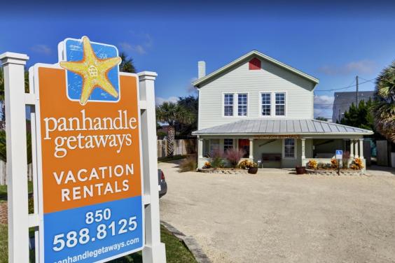 Panhandle Getaways Office