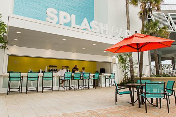 The Splash Bar