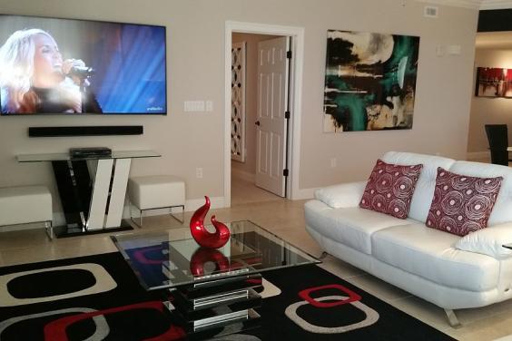 TI Penthouse living room