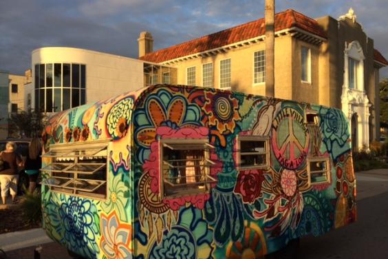 Art Cars Downtown Festival