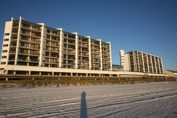 Gulf Front Mid Rise Accomodations- no 20th Floor!