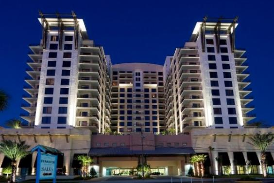 Origin Beach Resort Building