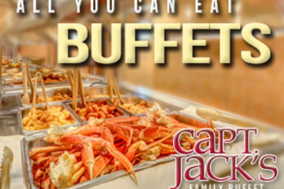 Capt Jacks Family Buffet