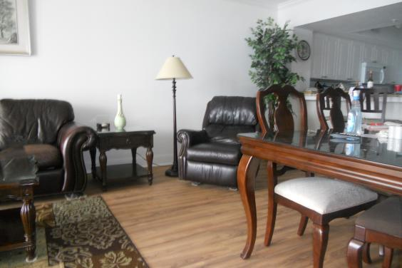 Relax Directly on the Beach (2 BR -2bath)