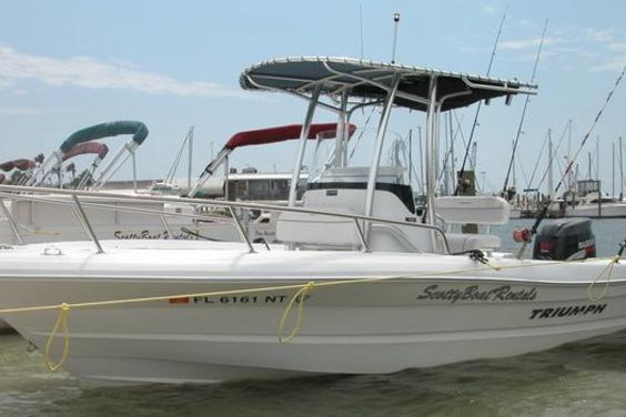 scotty boat II