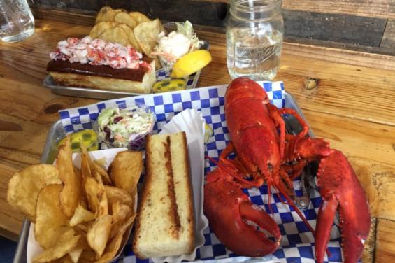 NE Lobster