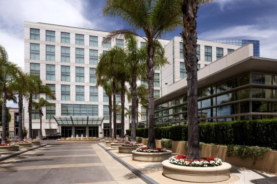 Four Seasons Hotel Silicon Valley Exterior