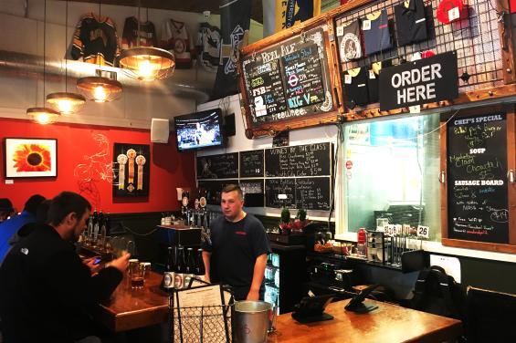 Freewheel Brewing Co. by Juan Camero (2)