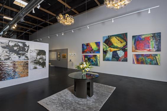 GalleryWestWall