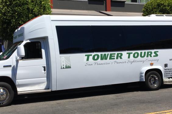Tower Tours - Minibus