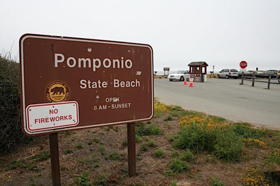 Pomponio State Beach
