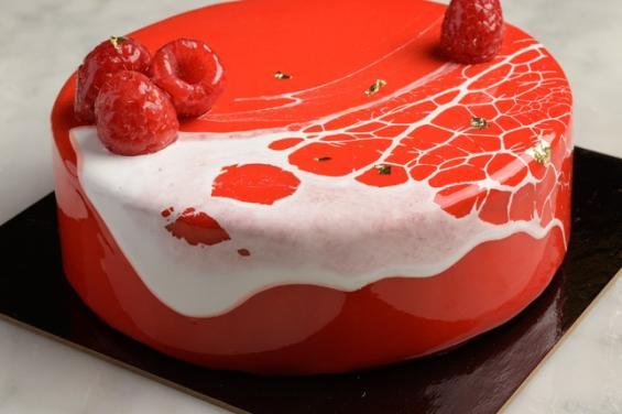 Alexander's Patisserie Roxanne Mouse Cake