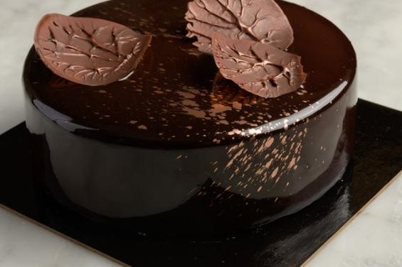 Alexander's Patisserie Chocolate Mousse Cake