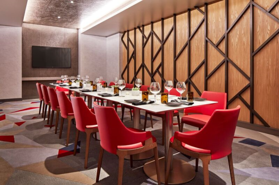 Craft & Code Private Dining Room