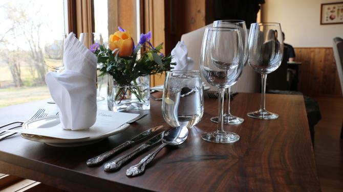 Enjoy farm-to-table dining at Elderslie Farm in Wichita KS