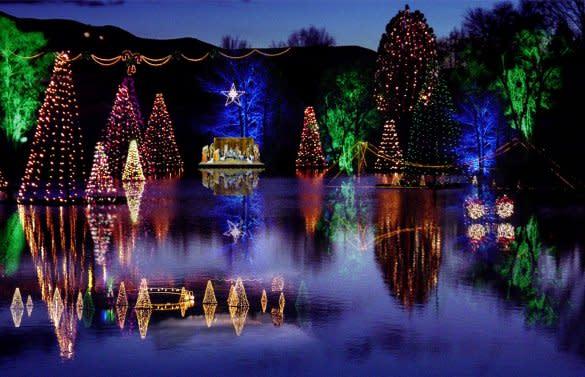 salem pond lights by chase higginson