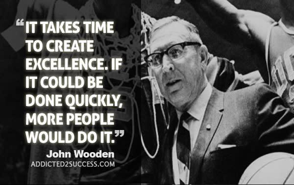 The Wisdom of Coach John Wooden