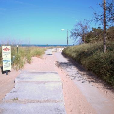 Montrose Beach Dunes