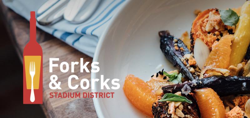 Forks and Corks