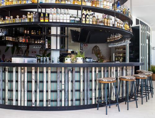 Bar at El Vez
