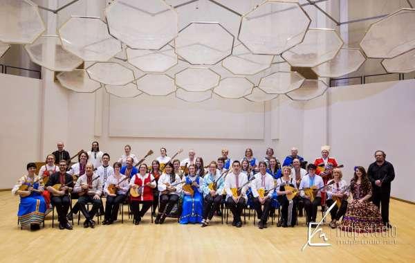 UW Russian Folk Orchestra Annual Spring Concert