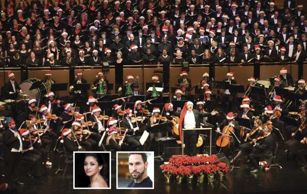 A Madison Symphony Christmas